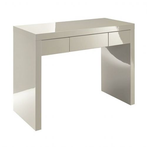 Cosmos Stone 1 Drawer Dressing Table/Desk
